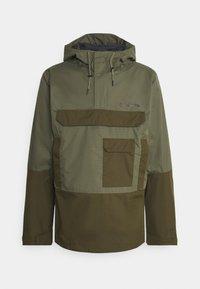 Columbia - BUCKHOLLOW™ ANORAK - Outdoor jacket - stone green/olive green - 0