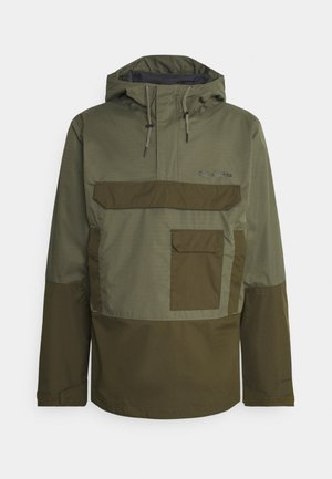 BUCKHOLLOW™ ANORAK - Giacca outdoor - stone green/olive green