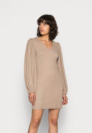 VENUS DRESS - Vapaa-ajan mekko - silver mink, noir