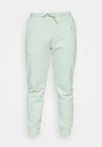 UNISEX - Teplákové kalhoty - seafoam