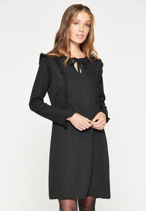 Day dress - black beauty