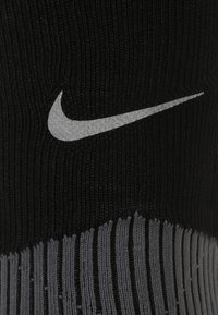 Nike Performance - ELITE COMPRESSION OVER THE CALF RUNNING  - Knee high socks - black/dark grey - 1