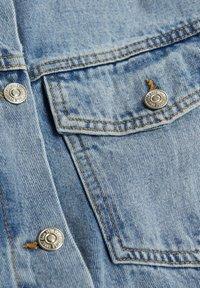 Mango - Denim jacket - bleu moyen - 6