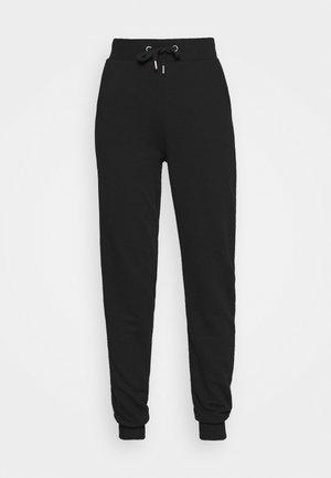 FIT - Pantalon de survêtement - black