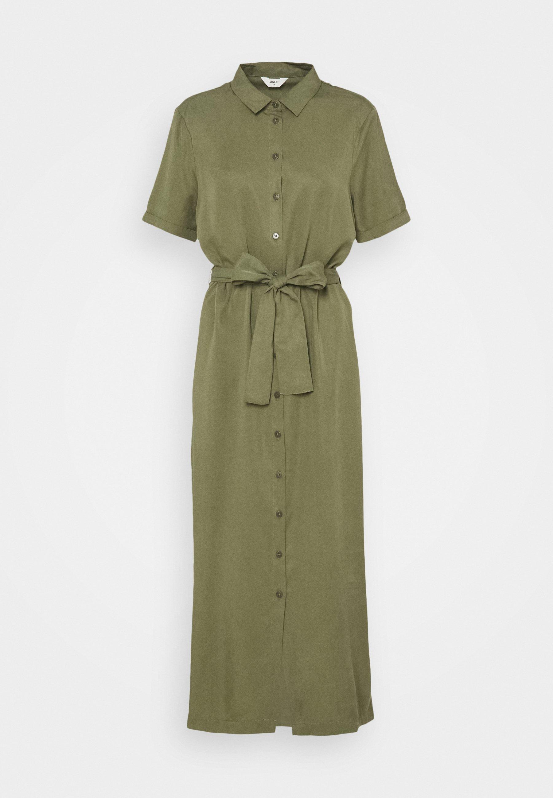 Women OBJTILDA ISABELLA DRESS - Shirt dress