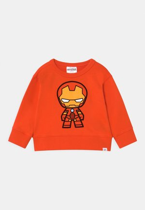 BOY CREW - Sweatshirt - orange pop