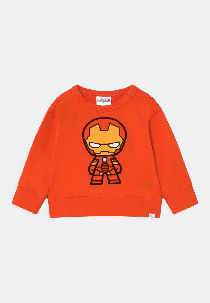 GAP - BOY CREW - Sweatshirt - orange pop