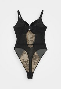 Ann Summers - THE MAGNETIC - Body - black/nude - 1