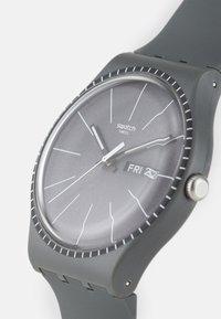 Swatch - GREY RAILS - Watch - grey - 3