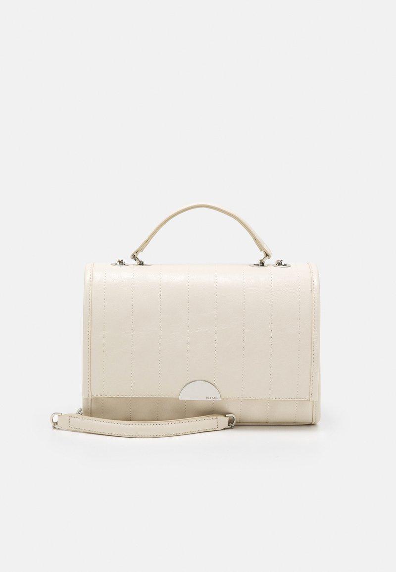 PARFOIS - CROSSBODY BAG CHUCK M - Across body bag - white