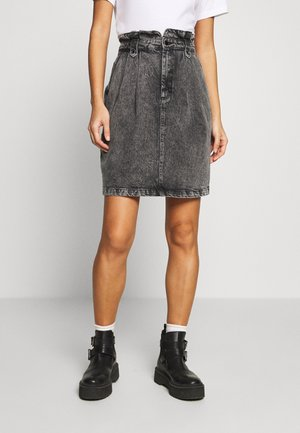AVILINE SKIRT - A-line skjørt - medium grey