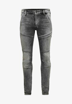 RACKAM 3D - Jeans Skinny Fit - faded seal grey