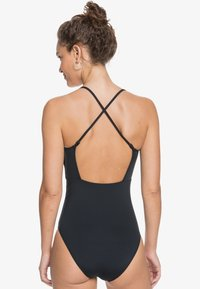 Roxy - BEACH CLASSICS  - Swimsuit - anthracite - 2
