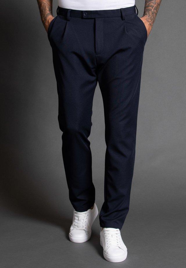 AARON BF - Trousers - dark blue