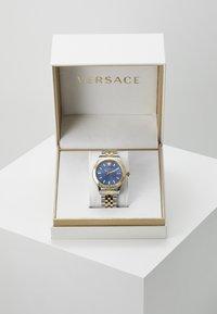 Versace Watches - HELLENYIUM - Zegarek - blue/silver- coloured - 2