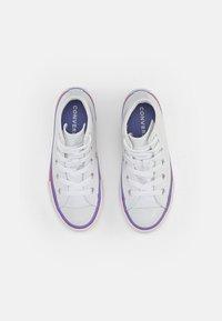 Converse - CHUCK TAYLOR ALL STAR MIDSOLE - Vysoké tenisky - white/twilight pulse/white - 3