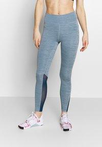 Nike Performance - ONE 7/8  - Medias - valerian blue - 0