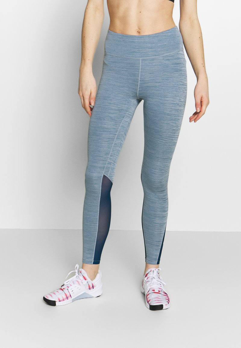 Nike Performance - ONE 7/8  - Medias - valerian blue