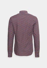 Calvin Klein Tailored - NATURAL STRETCH EXTRA SLIM  - Formal shirt - navy - 1