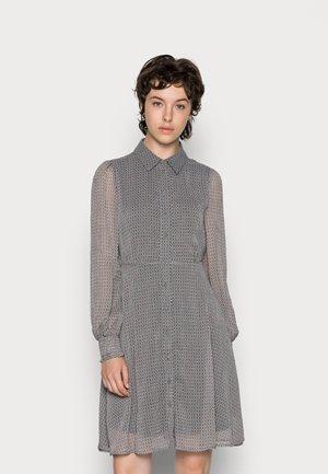 VMXIA DRESS - Shirt dress - grey