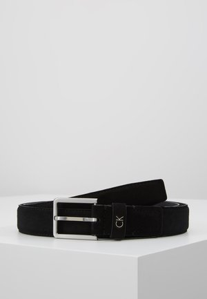 FORMAL BELT - Riem - black