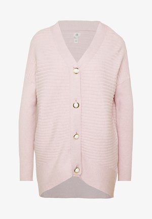BELLE  - Cardigan - pink light