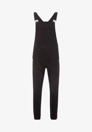 Jeans straight leg - denim noir