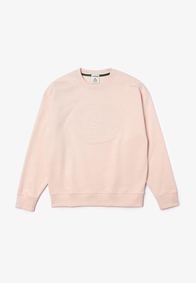 Sweater - hellrosa