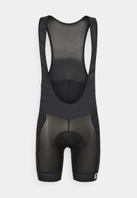 POC - MTB AIR LAYER BIB SHORTS - Tights - uranium black - 0