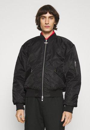 CUT - Bomber Jacket - faded black