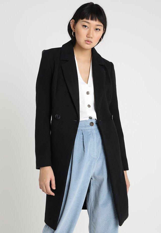 VMRAMBLA CALA - Płaszcz wełniany /Płaszcz klasyczny - black