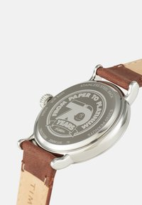 Timex - STANDARD X PEANUTS UNISEX - Watch - brown - 3