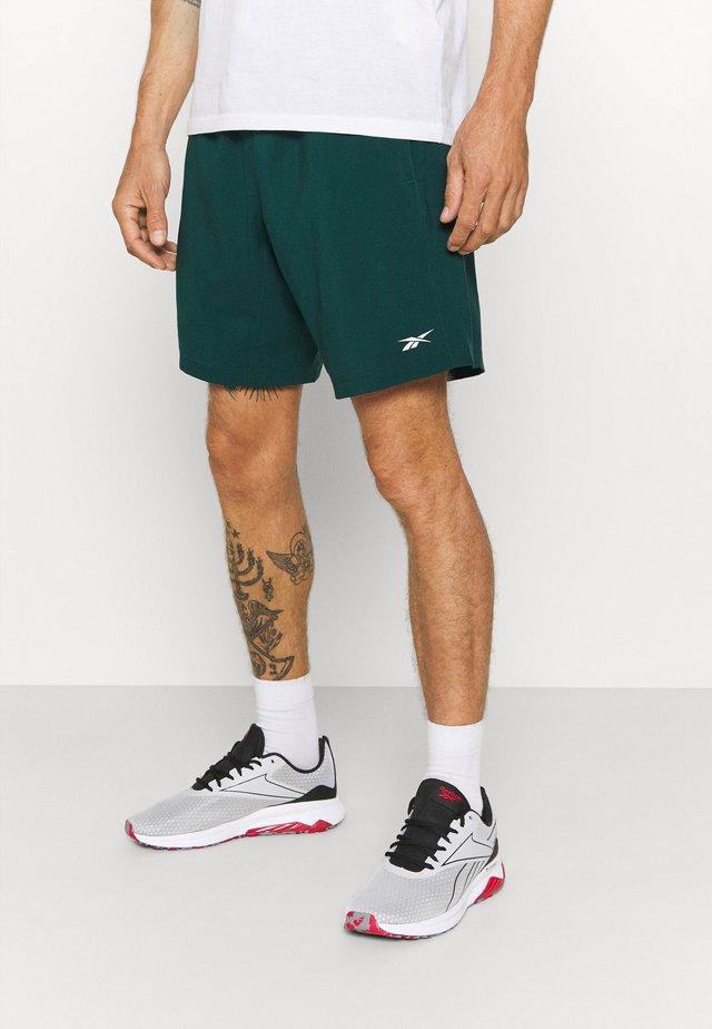SHORT - Pantaloncini sportivi - dark green