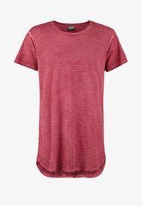 Urban Classics - Basic T-shirt - burgundy - 5