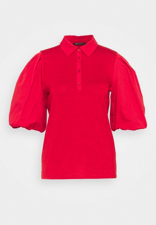 CORA - Poloshirt - rot