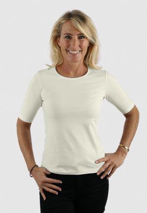 VENUS - Basic T-shirt - whisper white