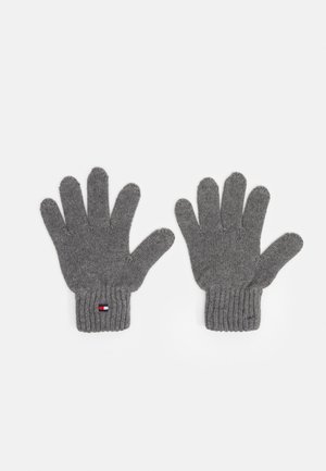 FLAG GLOVES UNISEX - Gloves - grey