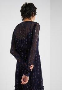 CECILIE copenhagen - SUZIE DRESS - Maxi dress - night - 3