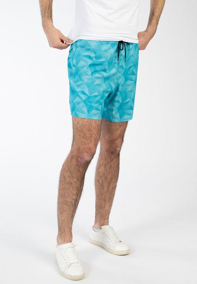 Szorty kąpielowe - celestial blue