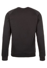 adidas Performance - CORE ELEVEN FOOTBALL LONG SLEEVE PULLOVER - Sudadera - black