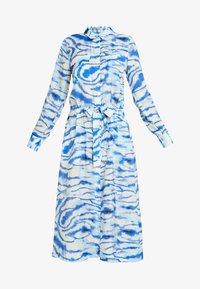 InWear - LIXI DRESS - Shirt dress - blue - 4