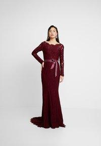 TH&TH - ALARA - Occasion wear - roseberry - 2