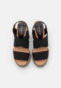 Paloma Barceló - FILIPINAS - Sandály na vysokém podpatku - black - 4