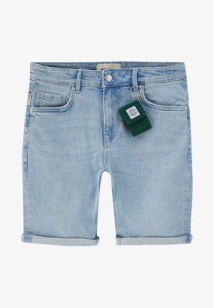 Jeansshorts - light blue