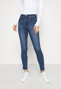 GAP - Straight leg jeans - medium charlotte - 0