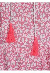 Zwillingsherz - SENTA - Day dress - pink/weiß - 2