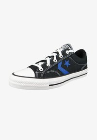 Converse - Trainers - black game royal white - 1