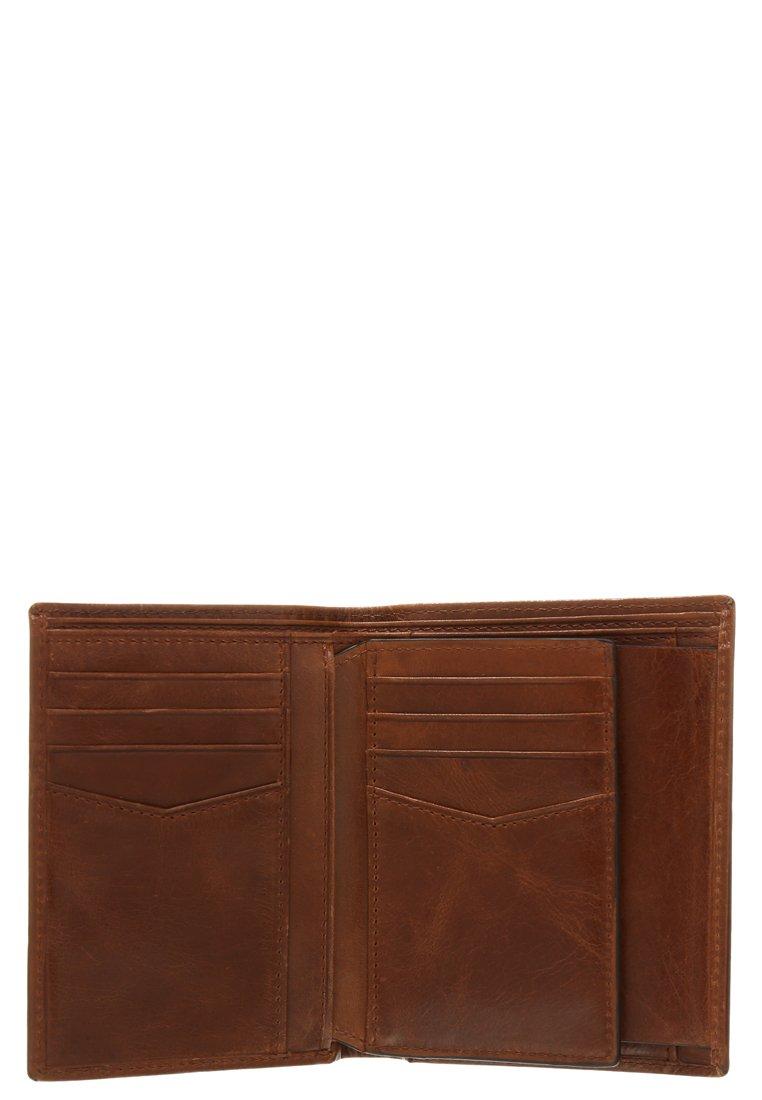 Fossil RYAN  - Geldbörse - dark brown/dunkelbraun - Herrentaschen NrIx9