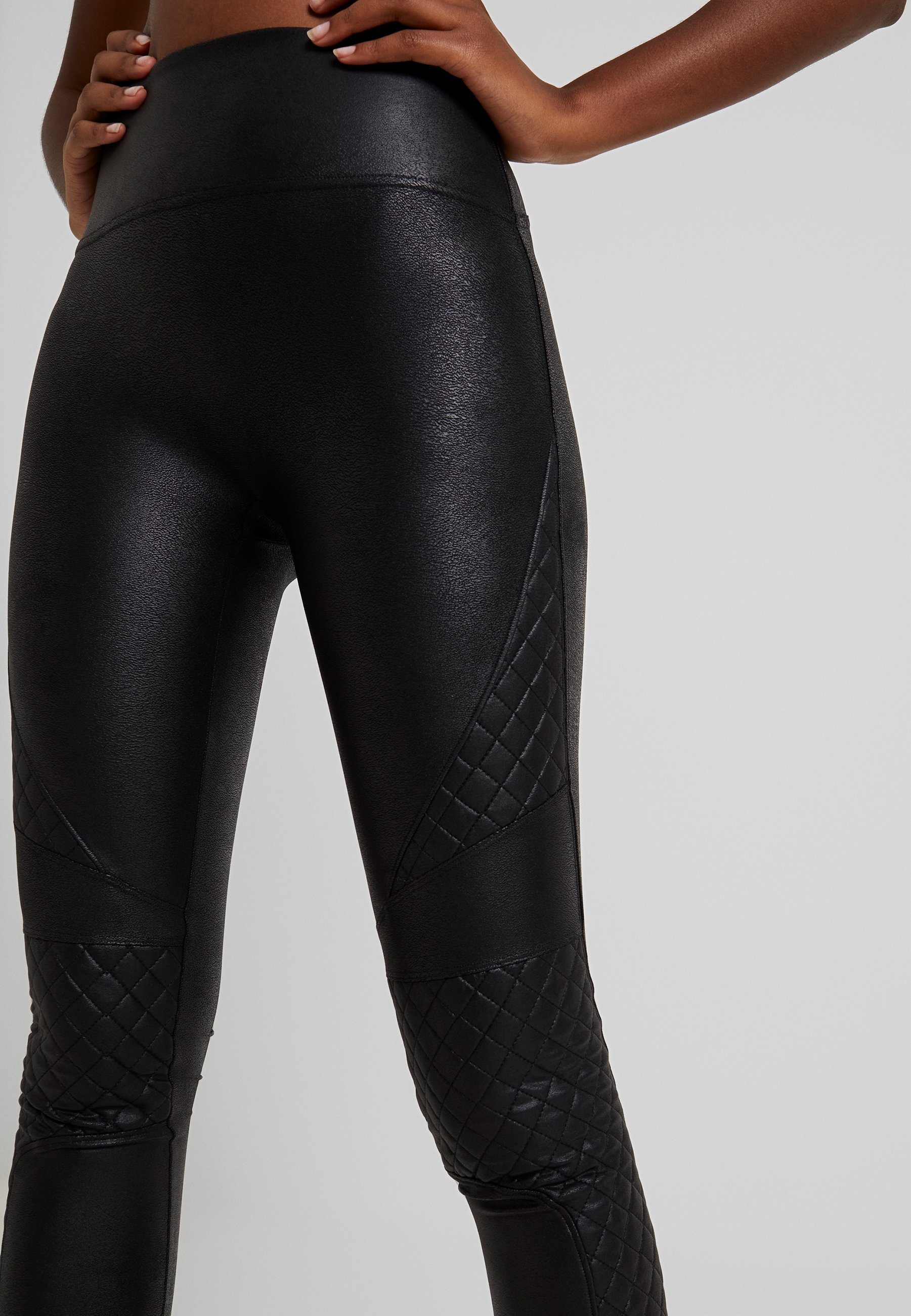 Women QUILTED - Leggings - Stockings