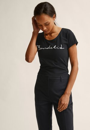 LINNEA  - T-shirts print - black